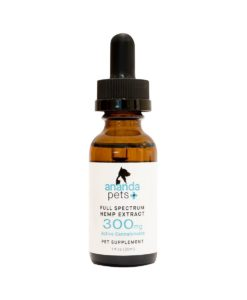 Ananda Pets Full Spectrum CBD Oil, Premium Hemp Extract